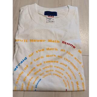 アンビル(Anvil)の【未使用】FC東京 Tシャツ Lサイズ(Tシャツ/カットソー(半袖/袖なし))