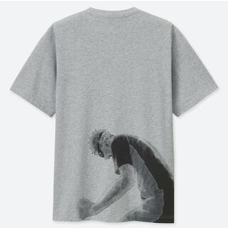 ユニクロ(UNIQLO)のハイキュー!! 月島蛍 ユニクロ コラボtシャツ(Tシャツ)