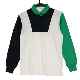 ジバンシィ(GIVENCHY)のジバンシー 長袖ポロシャツ サイズL(ポロシャツ)