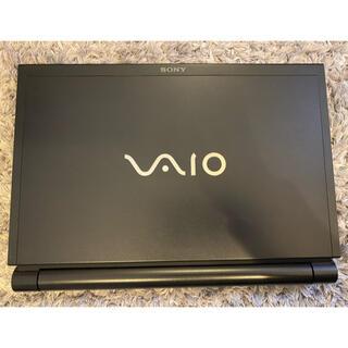 バイオ(VAIO)のSONY VAIO VGN-TZ73B Windows Vista(ノートPC)