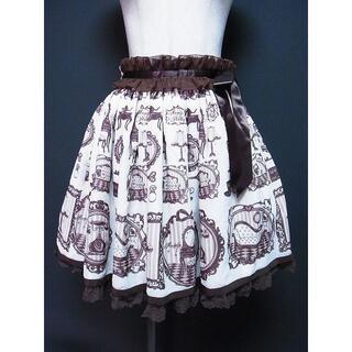 アンジェリックプリティー(Angelic Pretty)のAngelic Pretty/Sweet Girl Roomスカート(ミニスカート)