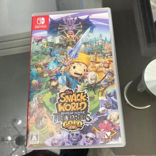 ニンテンドースイッチ(Nintendo Switch)のスナックワールド(家庭用ゲームソフト)