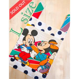 ディズニー(Disney)のミッキー&ミニー エコバッグ レジ袋♡(エコバッグ)