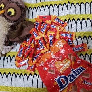 イケア(IKEA)のIKEA ダイム オレンジ30個♡  DAIM ORANGE(菓子/デザート)