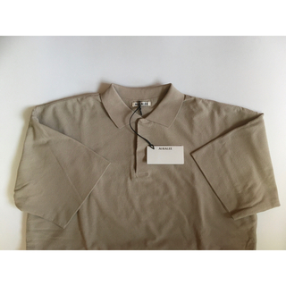 SALE【新品】AURALEE/オーラリー20SS ポロシャツ