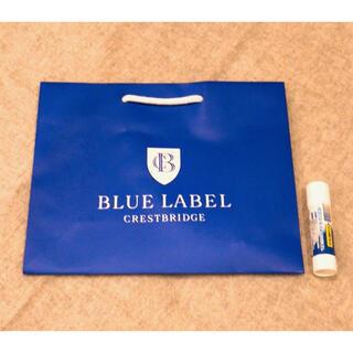 バーバリーブルーレーベル(BURBERRY BLUE LABEL)のバーバリー ショップバック(ショップ袋)
