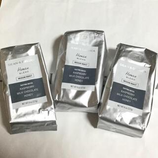 ディーンアンドデルーカ(DEAN & DELUCA)のDEAN&DELUCA ハウスブレンドコーヒー ミディアムファイングラインド3袋(コーヒー)