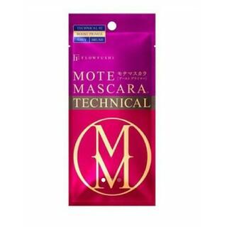 フローフシ(FLOWFUSHI)の新品未使用 モテマスカラ ブーストプライマー TECHNICAL02 ネイビー(マスカラ下地/トップコート)