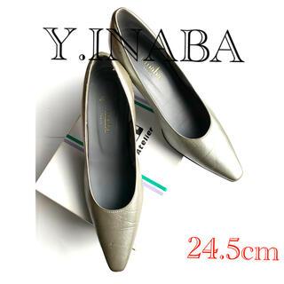 お値下げ❣️⇒2000☆☆Y.INABA (ヨシエ イナバ)のオトナ靴❣️ (ハイヒール/パンプス)