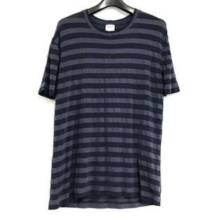 アルマーニ コレツィオーニ(ARMANI COLLEZIONI)のアルマーニコレッツォーニ 半袖Tシャツ M -(Tシャツ/カットソー(半袖/袖なし))