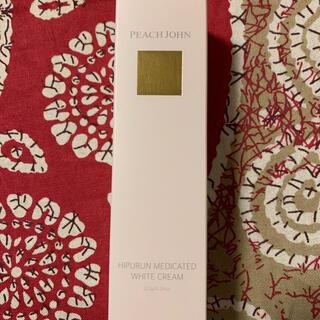 PEACH JOHN - ピーチジョン/peach John/ヒップルン薬用ホワイトクリーム