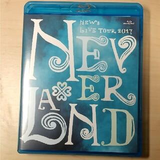 NEWS LIVE TOUR 2017 NEVERLAND Blu-ray(ミュージック)