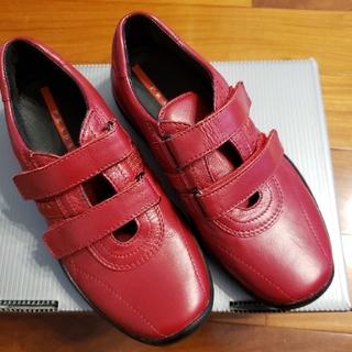 プラダ(PRADA)のPRADAスポーツ 子供靴(スニーカー)