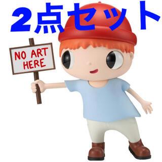 メディコムトイ(MEDICOM TOY)のJavier Calleja No Art Here と Headのセット(キャラクターグッズ)