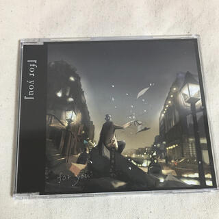 『for you』/ CD(ボーカロイド)