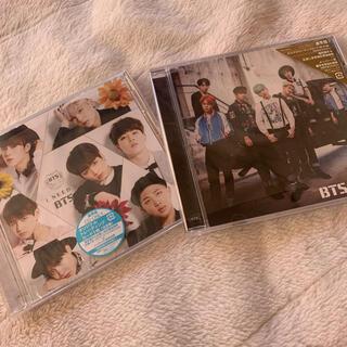 ボウダンショウネンダン(防弾少年団(BTS))の【処分予定】BTS CDセット RUN/INEEDU(K-POP/アジア)