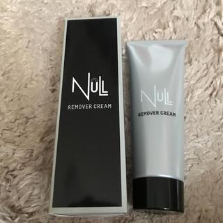 NuLL リムーバークリーム 除毛剤 (脱毛/除毛剤)