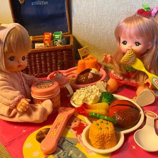 パイロット(PILOT)のメルちゃん ピクニック おままごとセット 5399円(ぬいぐるみ/人形)
