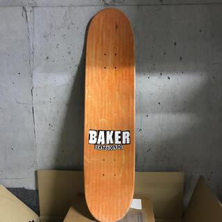 ベイカー(BAKER)のスケートボード スケートデッキ ベイカー BAKER(スケートボード)