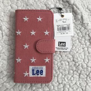 リー(Lee)のLee スター Mobile For iPhone 6/7/8 手帳型 ケース(iPhoneケース)