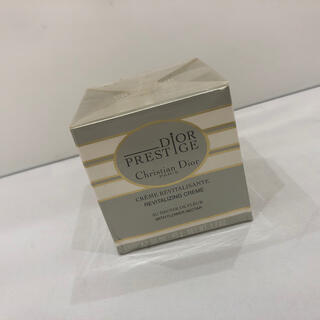 Christian Dior - 未使用品 未開封 フィルム付き Dior prestige 50ml 49g