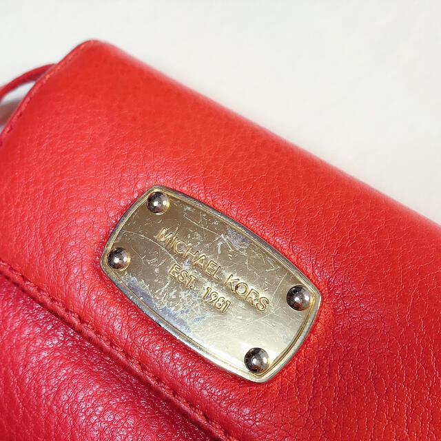 Michael Kors(マイケルコース)のマイケルコース カードケース キーケース 名刺入れ レディースのファッション小物(名刺入れ/定期入れ)の商品写真