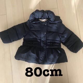 アカチャンホンポ(アカチャンホンポ)の80cm ジャンパー コート 女の子 冬(ジャケット/コート)