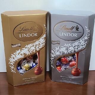 リンツ リンドールチョコレート 7種類24個 コストコ(菓子/デザート)