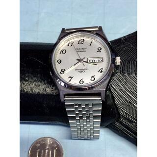 オリエント(ORIENT)のZ22)人気(*'▽')オリエント・ジュピタースイマー100電池交換済ディディト(腕時計(アナログ))