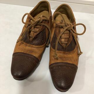 サヴァサヴァ(cavacava)のca va ca va  サヴァサヴァ 革靴 シューズ(ローファー/革靴)