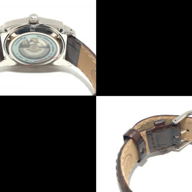 FOSSIL(フォッシル)のフォッシル 腕時計 Signature SI-1007 黒 メンズの時計(その他)の商品写真