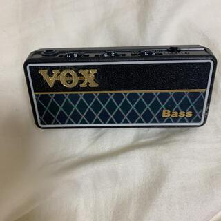 ヴォックス(VOX)のVOX  amPlug2 Bass  【ベース用ヘッドフォンアンプ】(ベースアンプ)
