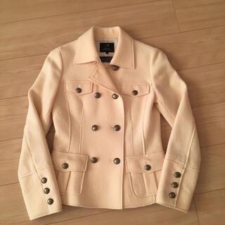 ニジュウサンク(23区)の23区  ジャケットコート 上質ウール素材(ピーコート)
