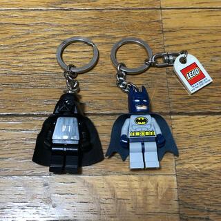 レゴ(Lego)のLego ダースベイダー バットマン キーチェーン2点SET(キーホルダー)