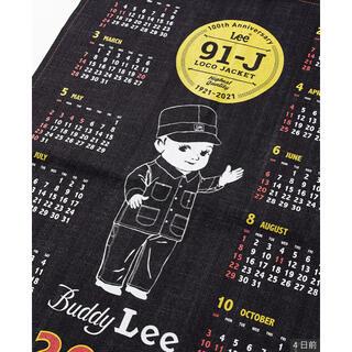 リー(Lee)のlee デニム カレンダー(カレンダー/スケジュール)