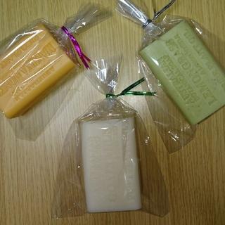 コストコ(コストコ)のオーストラリアン ボタニカルソープ各種 お試し3個セット(洗顔料)