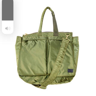 【2月末迄】sacai x PORTER / Pocket Tote Large