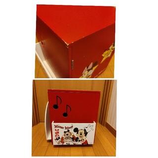 ディズニー(Disney)のセールレアミッキー、ミニーディズニーの収納ボックス(ケース/ボックス)