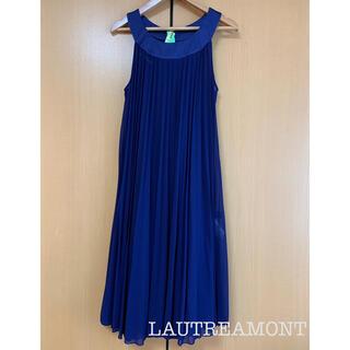 ロートレアモン(LAUTREAMONT)のロートレアモン フォーマル  ワンピース ドレス(ミディアムドレス)