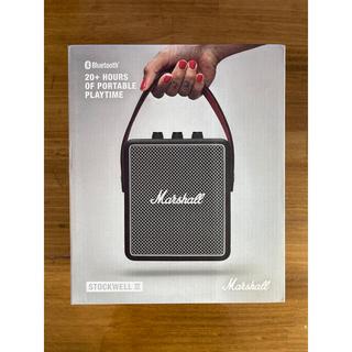 フランクリンアンドマーシャル(FRANKLIN&MARSHALL)の新品 マーシャル Marshall Bluetooth スピーカー(スピーカー)