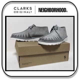 ネイバーフッド(NEIGHBORHOOD)の 25cm: クラークス x ネイバーフッド  デザート トレック  UK6(ブーツ)