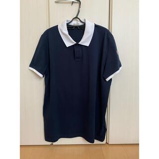 モンクレール(MONCLER)の⭐️MONCLER モンクレール ポロシャツ ネイビー メンズ(ポロシャツ)