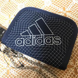 アディダス(adidas)の新品 adidas折り財布(財布)