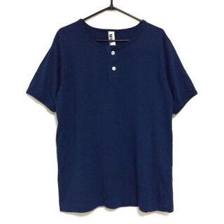 マーガレットハウエル(MARGARET HOWELL)のマーガレットハウエル 半袖Tシャツ サイズL(Tシャツ(半袖/袖なし))