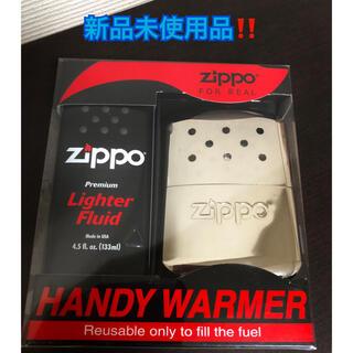 ジッポー(ZIPPO)の【新品未使用品】ZIPPO ジッポ ハンディーウォーマー(その他)