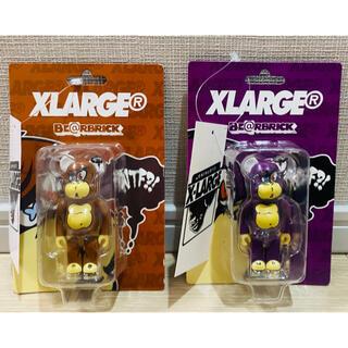 エクストララージ(XLARGE)の新品 BE@RBRICK 100% ベアブリック XLARGE  / KAWS(その他)