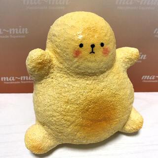 手作りスクイーズ 人形シリーズ ふっくらパン(その他)