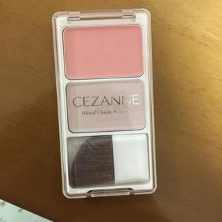 セザンヌケショウヒン(CEZANNE(セザンヌ化粧品))のセザンヌ♡チーク(チーク)