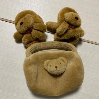 mikihouse - ミキハウス バッグ ミトン 手袋