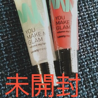 THE FACE SHOP - THE FACE SHOP リップグロス 2本セット